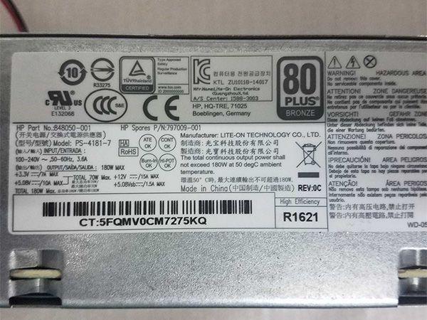 HP 848050-001