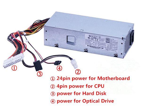 HP 848050-001 PC Netzteil