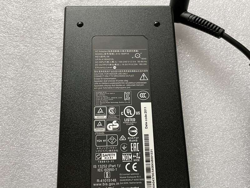 A15-180P1A Laptop Adapter
