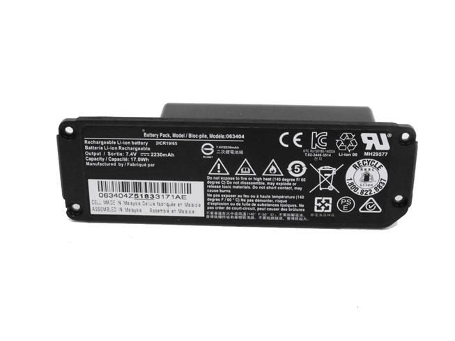 Bose 063404 batterie