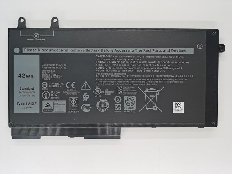 1V1XF Laptop Akku
