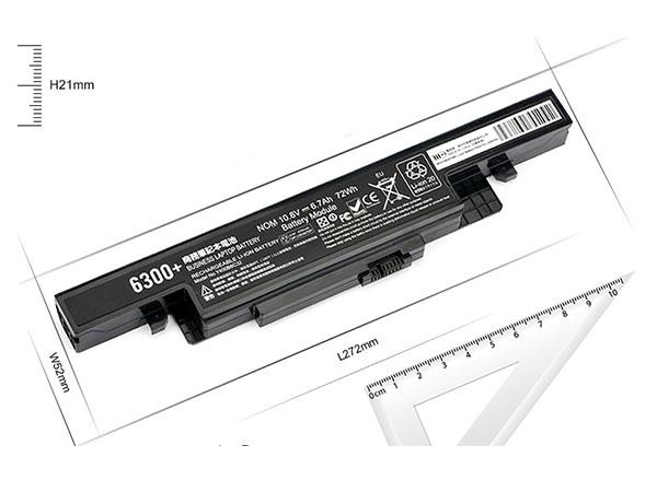 Lenovo L11L6R02 Laptop akkus