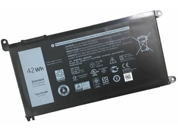 Dell 3CRH3 tablet batterie