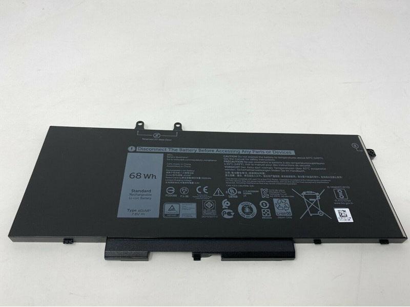 4GVMP Laptop Akku