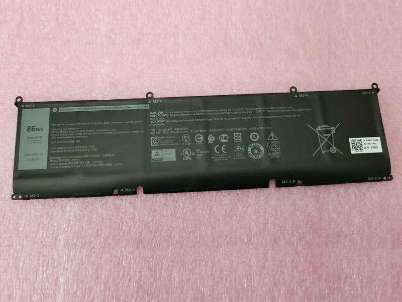 69KF2 Laptop Akku
