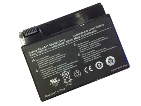 A41-3S4400-G1L3 Laptop Akku