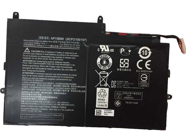 Acer AP15B8K laptop batterie