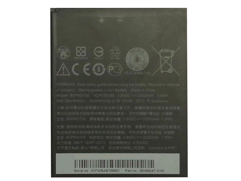 HTC B0PM3100 Akku