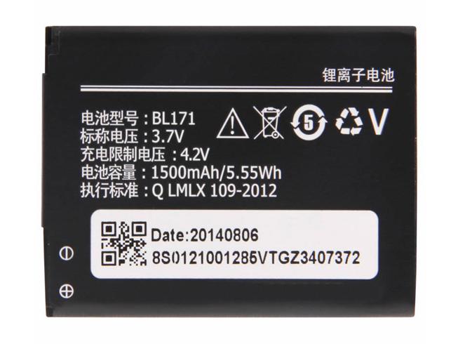 Lenovo BL171 handy batterie