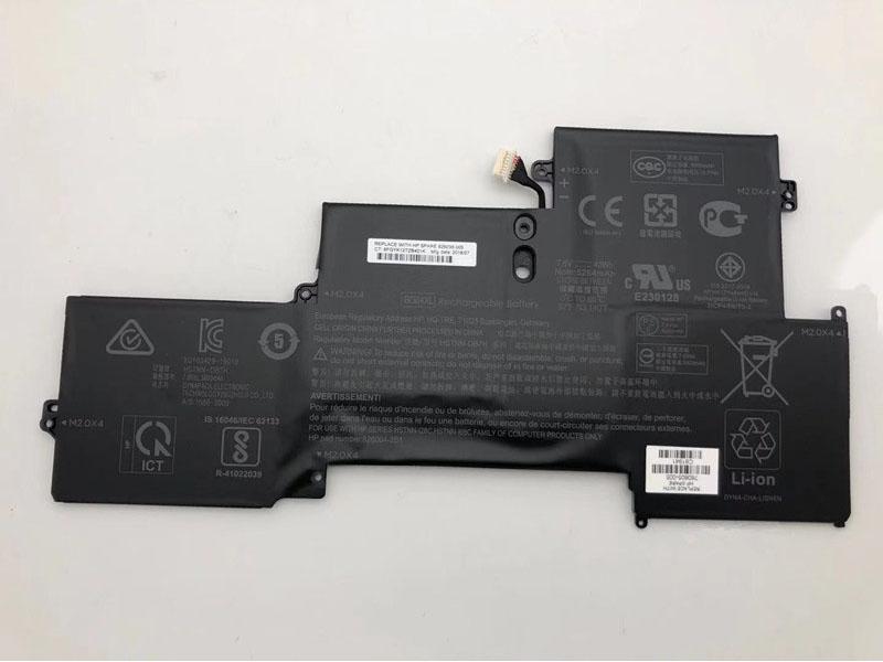BO04XL Laptop Akku