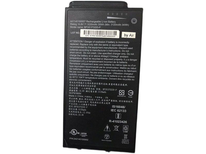 BP3S1P3220-P Laptop Akku