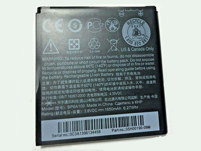 HTC BP6A100 Akku