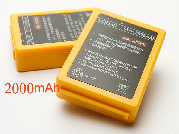 KSTECH DCH2-01 Akku