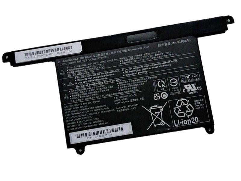 FPB0343S Laptop Akku