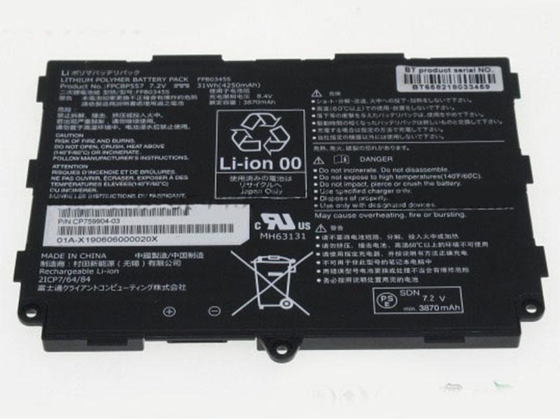 FPB0345S Laptop Akku