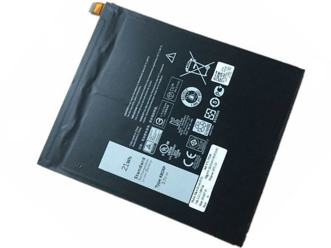 Dell K81RP tablet batterie