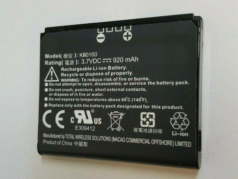 HTC KII0160 Akku