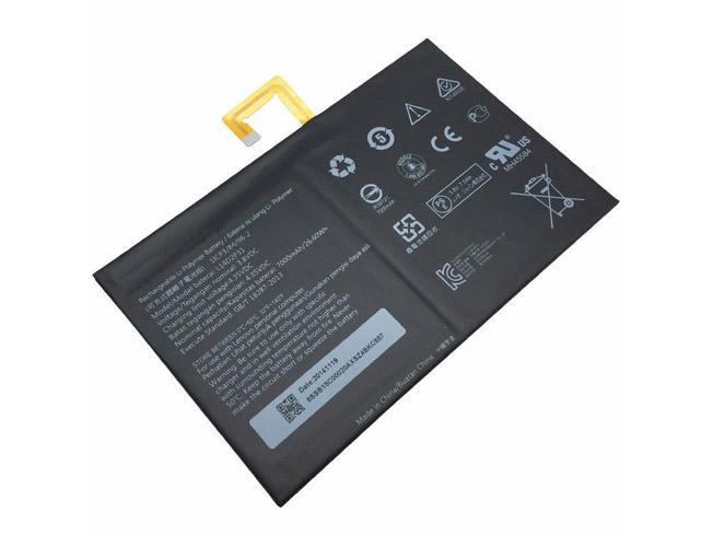 akku f r lenovo l14d2p31 tablet pc akku g nstig kaufen. Black Bedroom Furniture Sets. Home Design Ideas