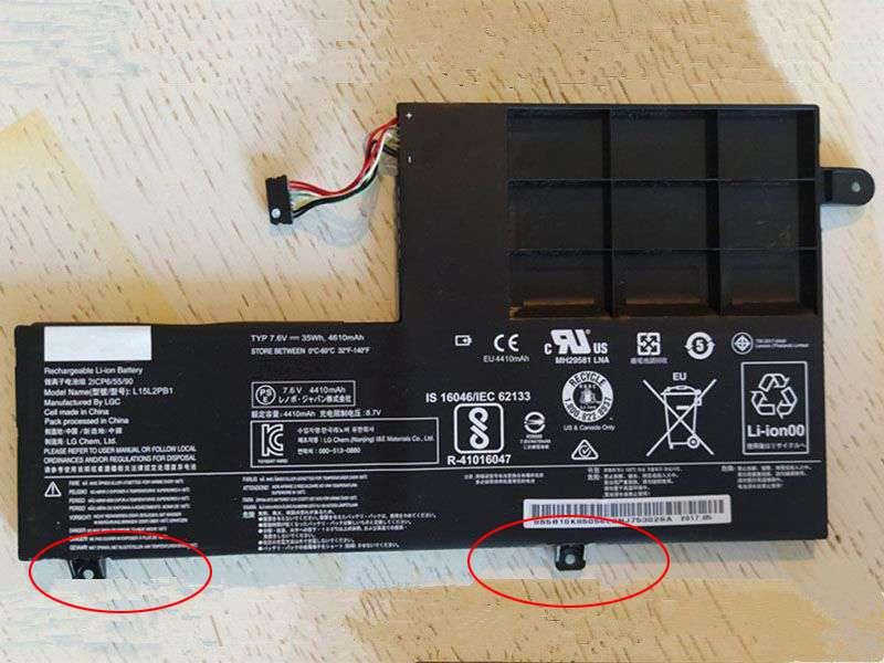 L15M2PB1 Laptop Akku