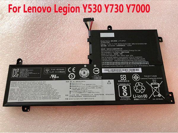L17C3PG1 Laptop Akku