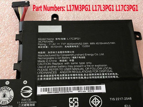 Lenovo L17C3PG1