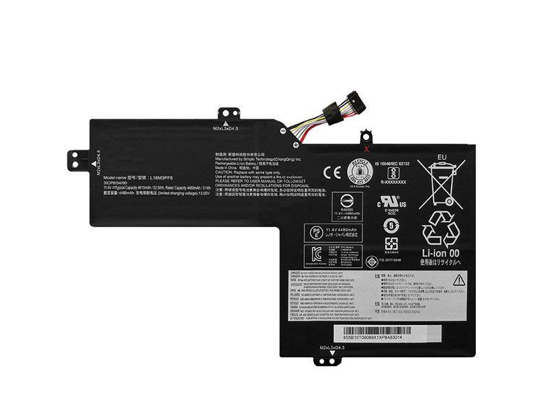 L18M3PF8 Laptop Akku