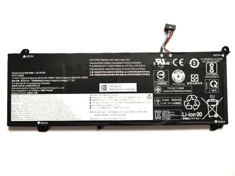 L19C4PDB Laptop Akku