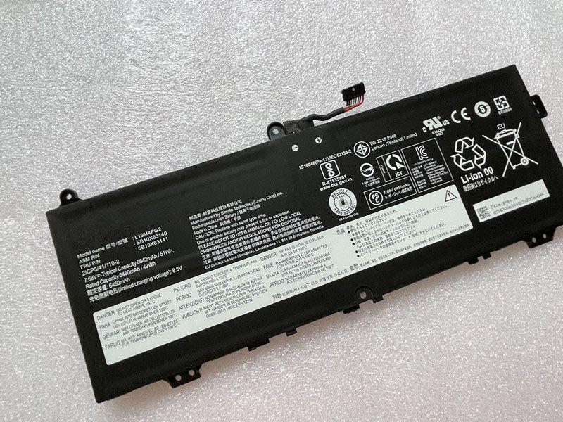 L19M4PG2 Laptop Akku