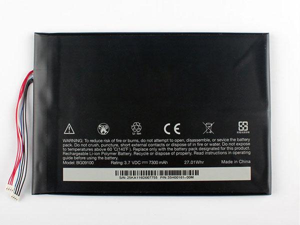Batterie tablette