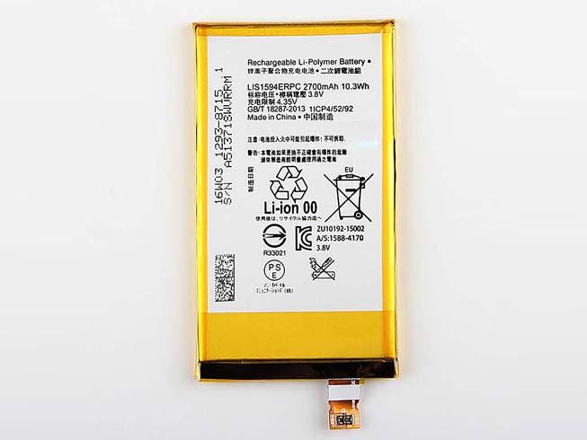 Sony LIS1594ERPC Akku