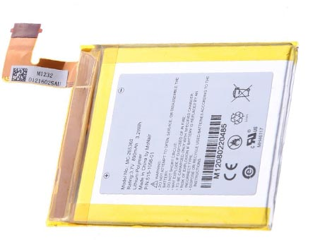 amazon MC-265360 Tablet PC Akku