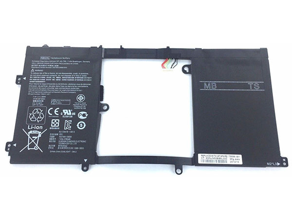 hp NB02XL Laptop-Akku