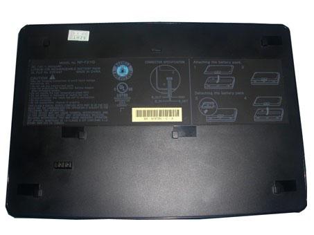 NP-FX110 Laptop Akku