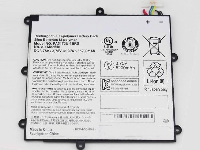 PA5173U-1BRS Laptop Akku