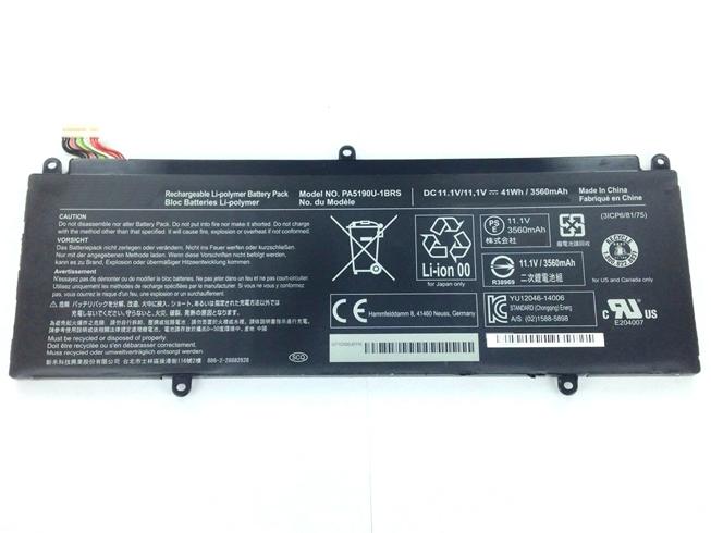PA5190U-1BRS Laptop Akku