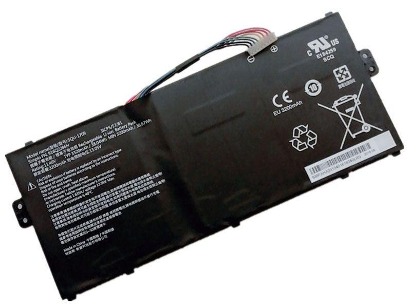 SQU-1709 Laptop Akku