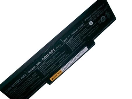 SQU-601 Laptop Akku