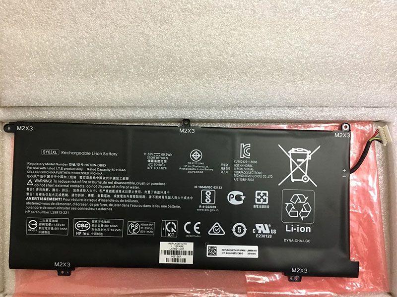 SY03XL Laptop Akku
