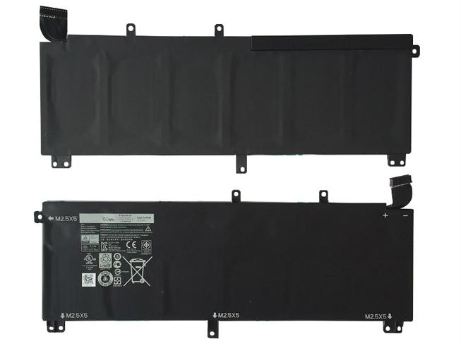 Dell H76MV Akku