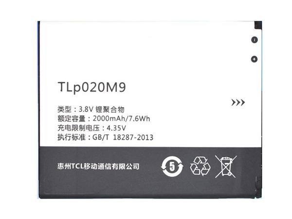 TLP020M9 Akku