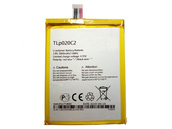 TLp020C2 Akku