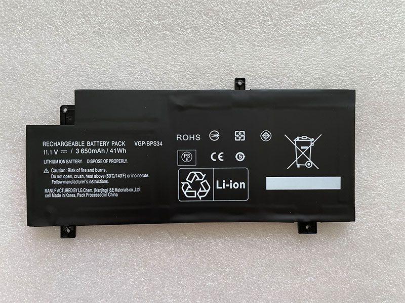VGP-BPS34 Laptop Akku