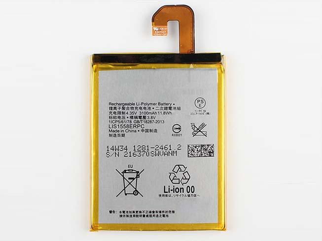 Sony LIS1558ERPC Akku