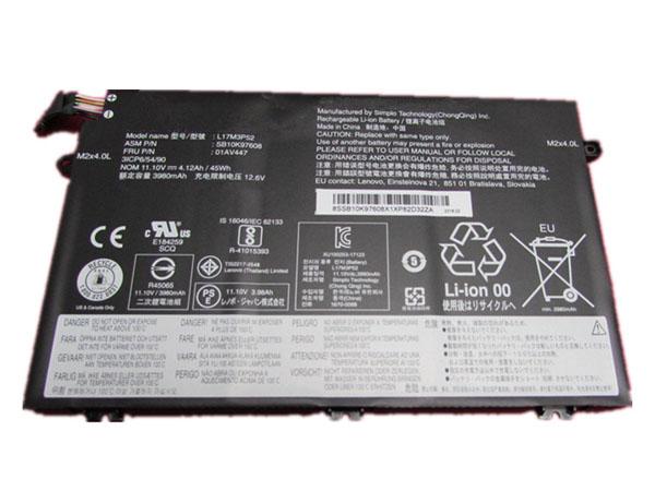 L17M3P52 Laptop Akku