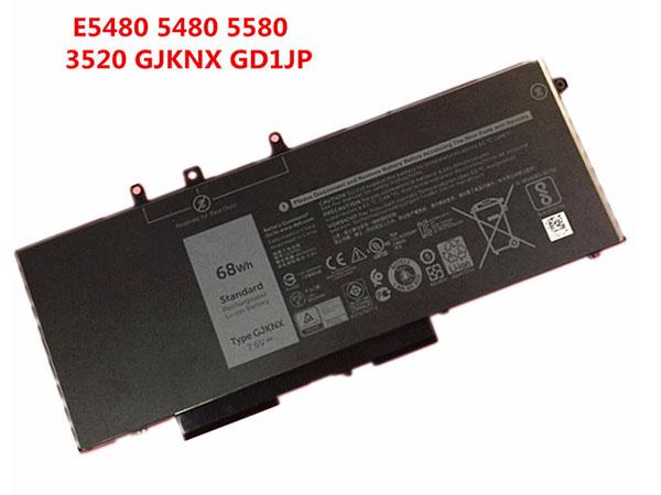DV9NT Laptop Akku