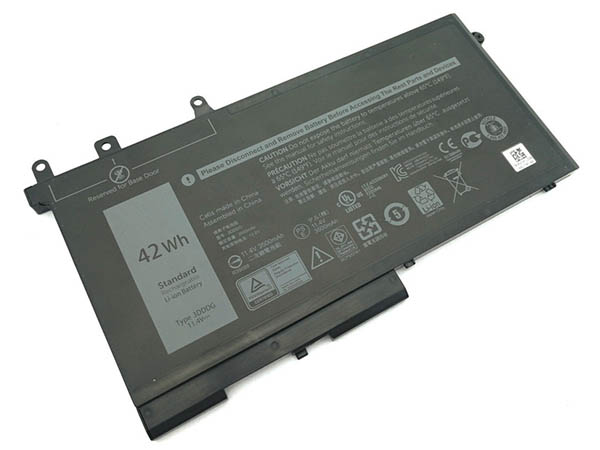 Dell 3DDDG Laptop akkus