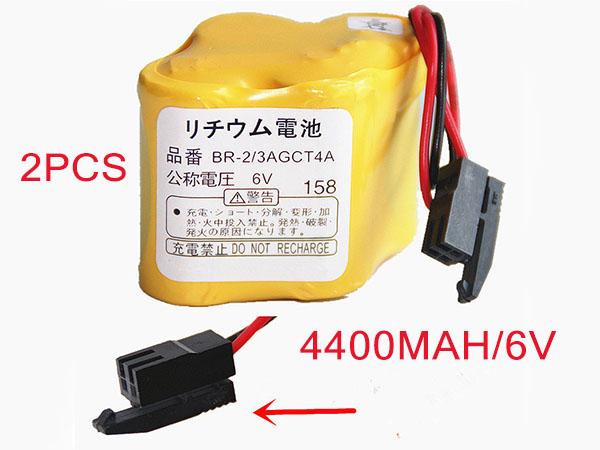 Fanuc BR-2/3AGCT4A Akku