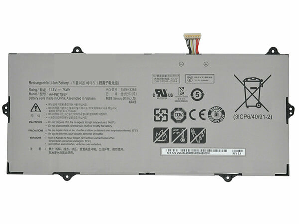 AA-PBTN6EP Laptop Akku
