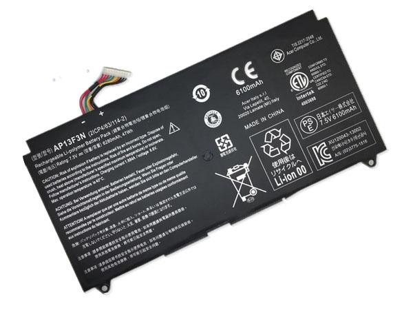 ACER AP13F3N Laptop akkus