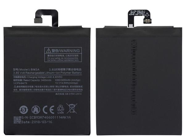 Xiaomi BM3A handy akku